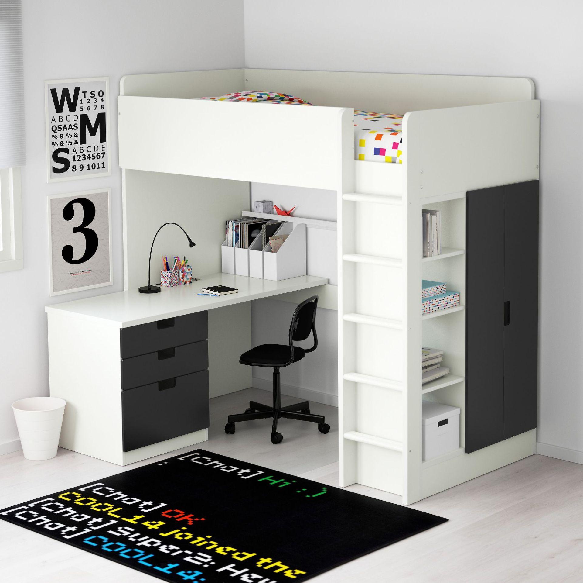 Assembling children's furniture IKEA