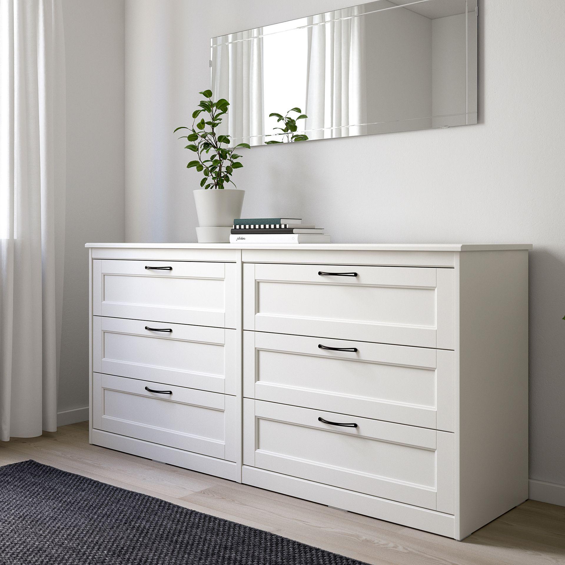 Assembling dressers IKEA
