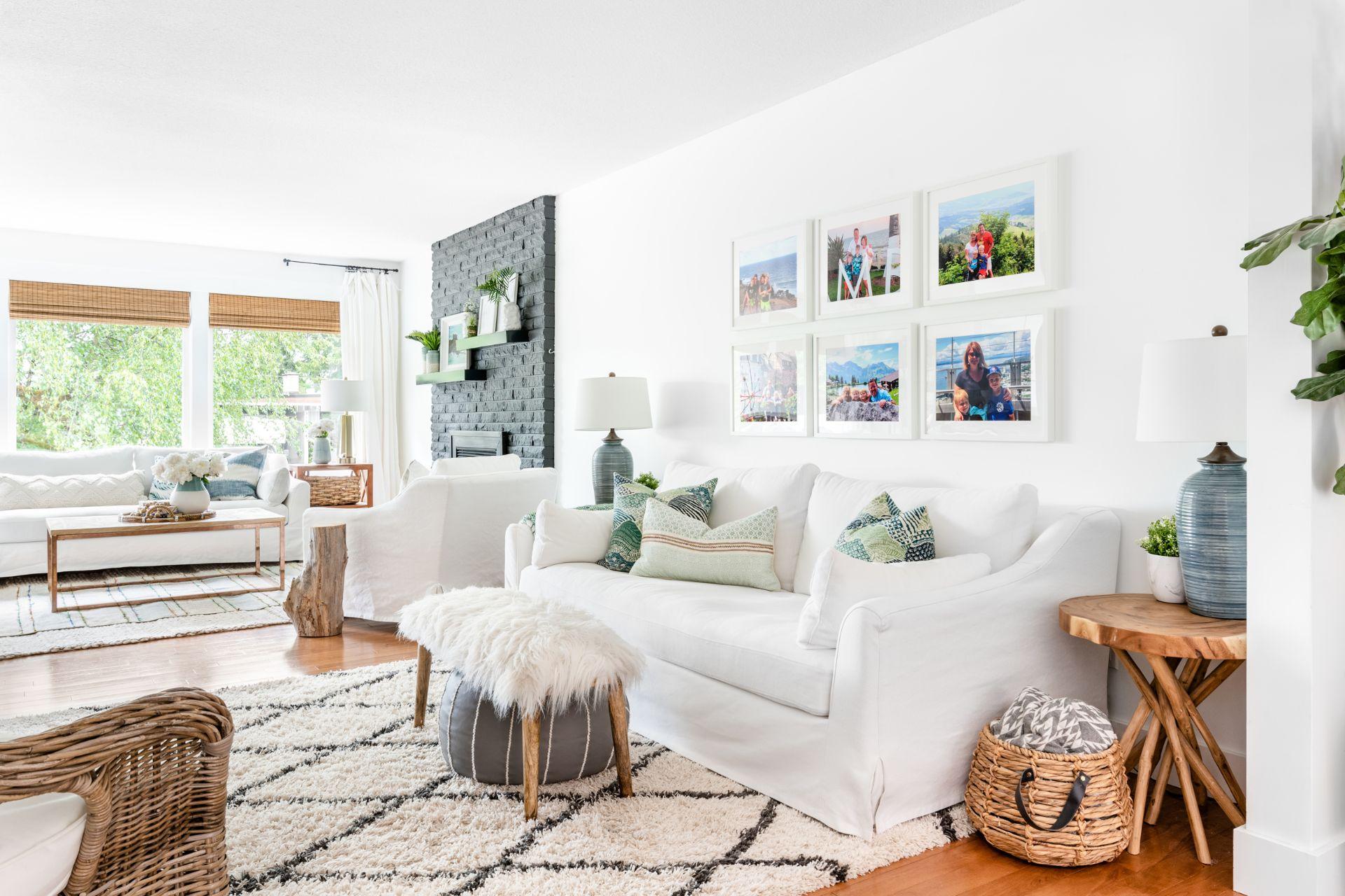 Assembling IKEA sofas