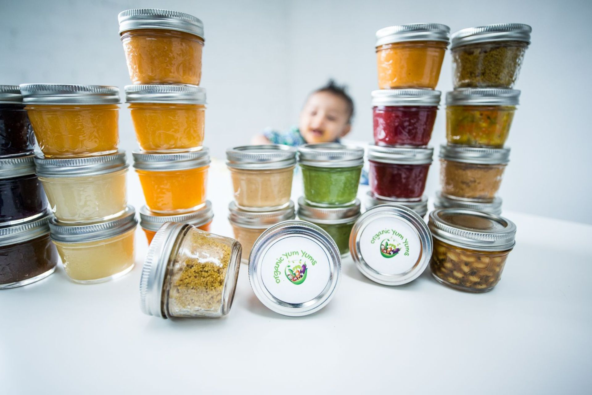 Baby Food Delivery