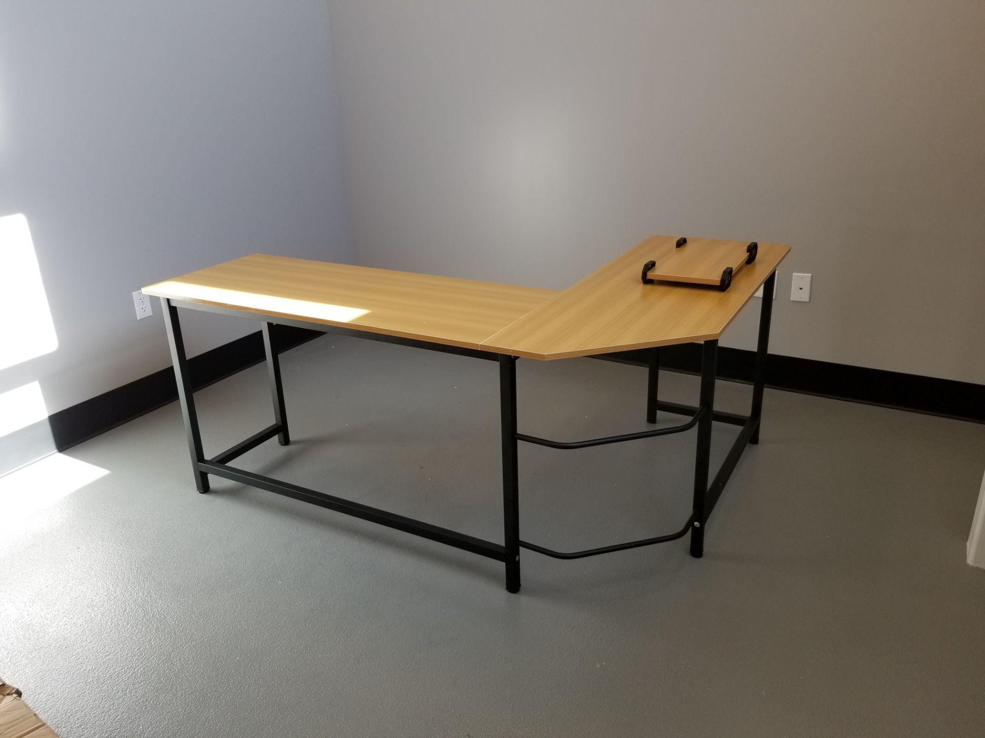 Desk Assembly