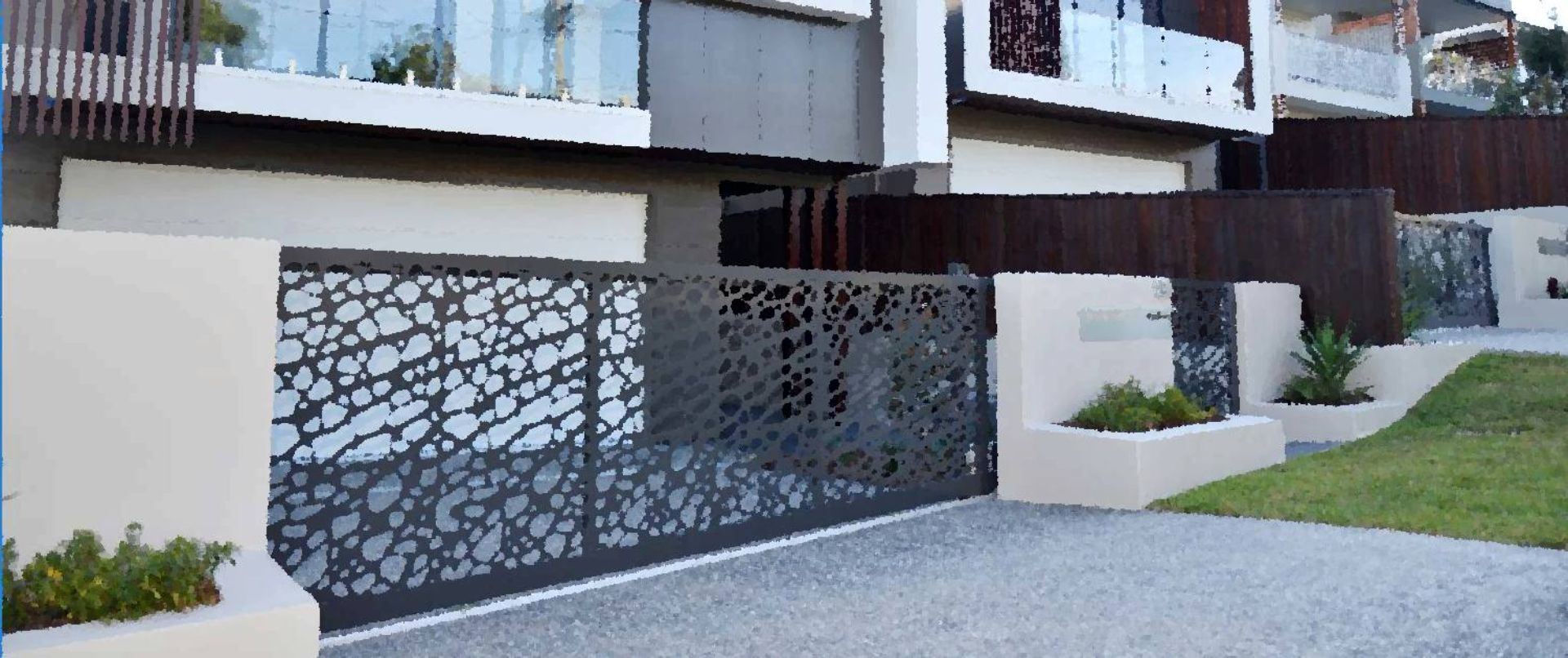 Fence and gates installation