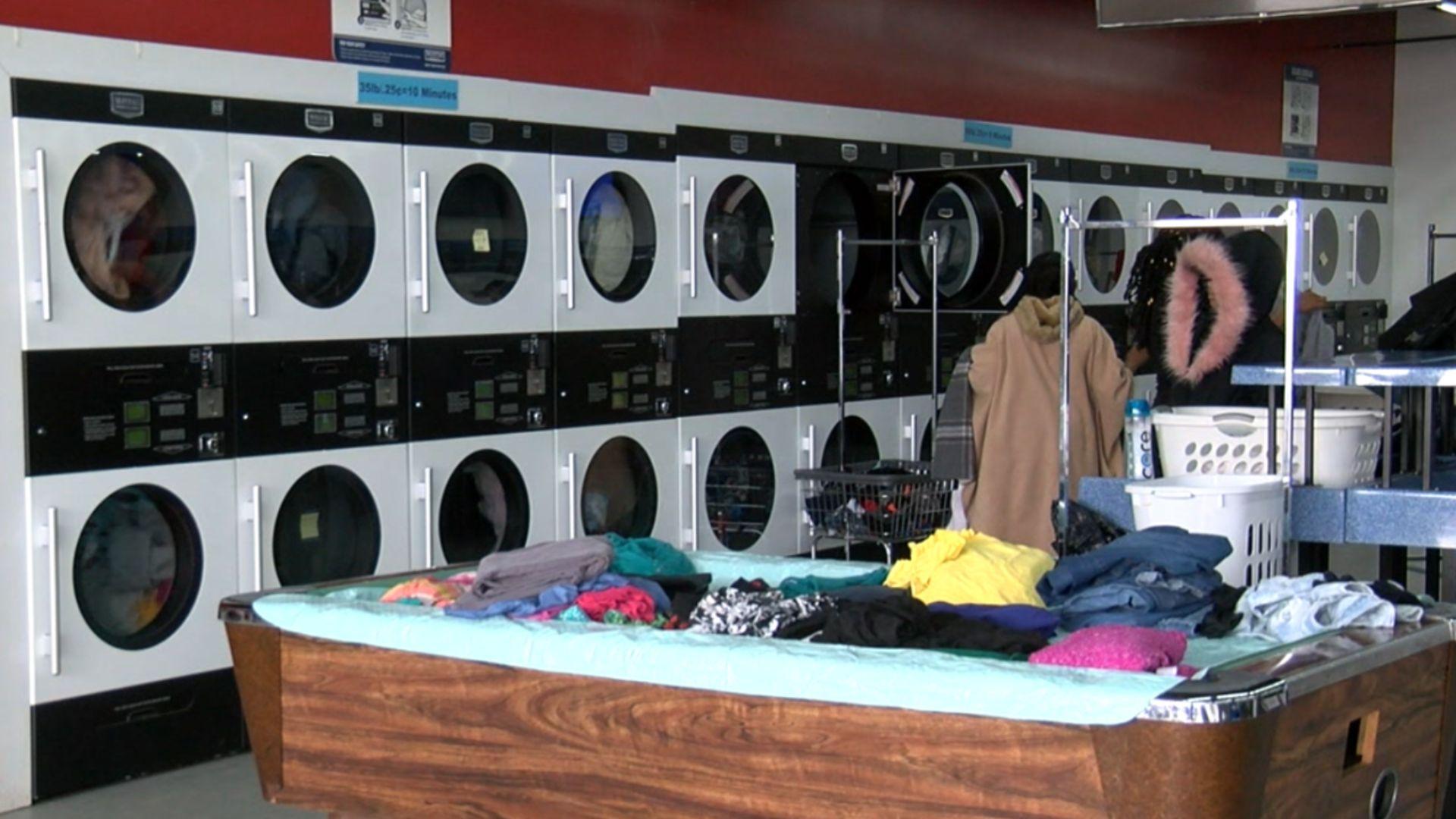 Laundry Help