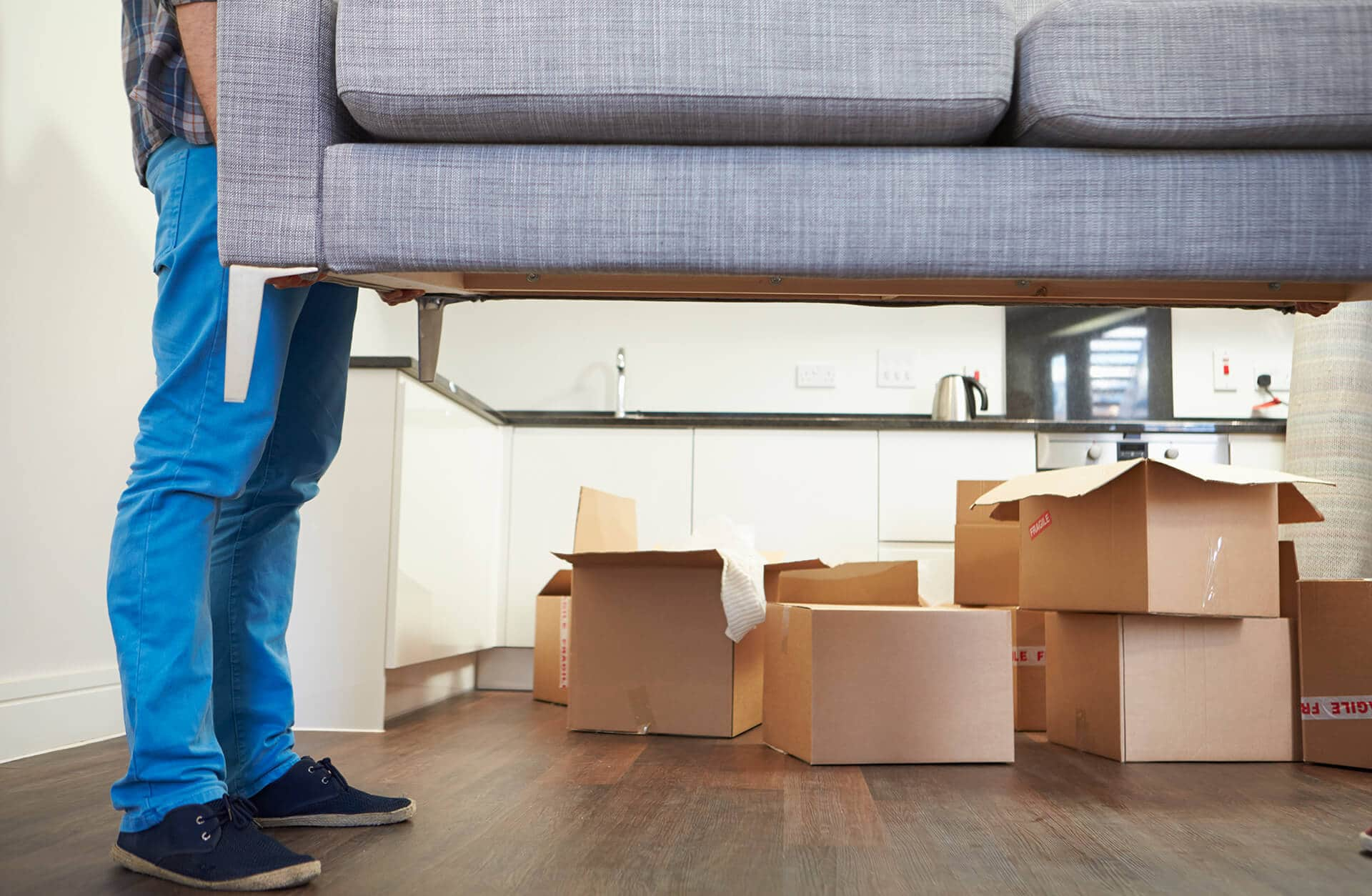 Moving Heavy Furniture Service