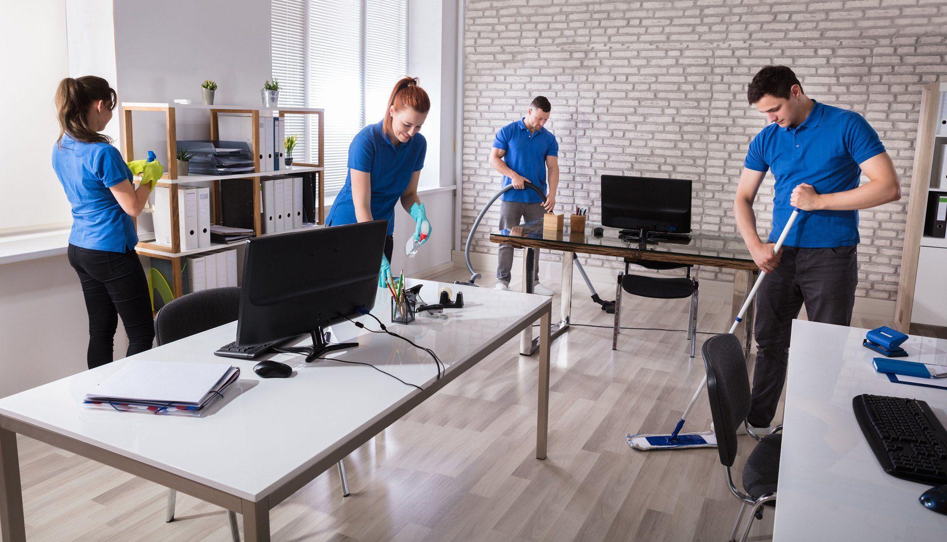 Office Housekeeping