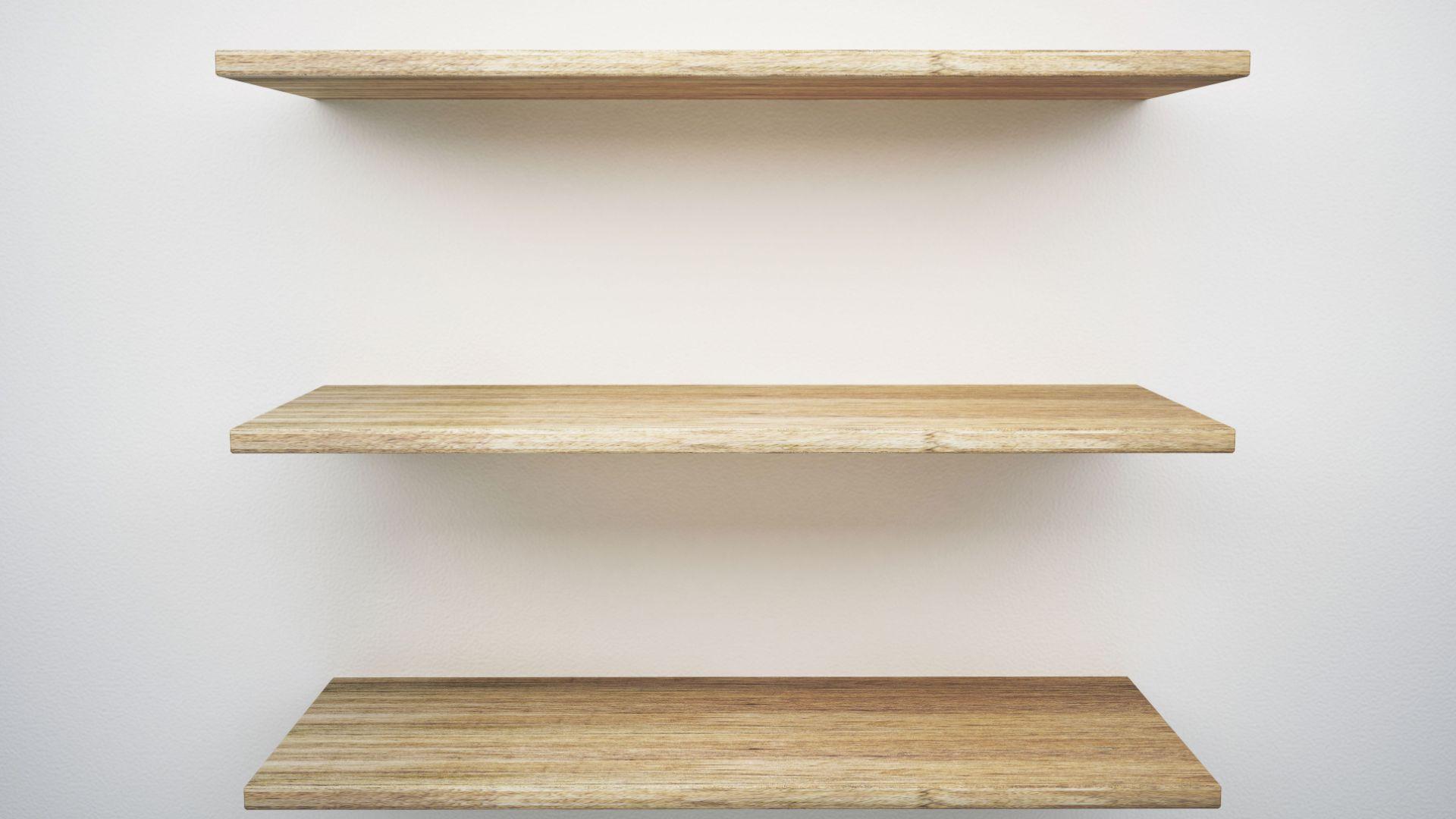 Shelf Mounting