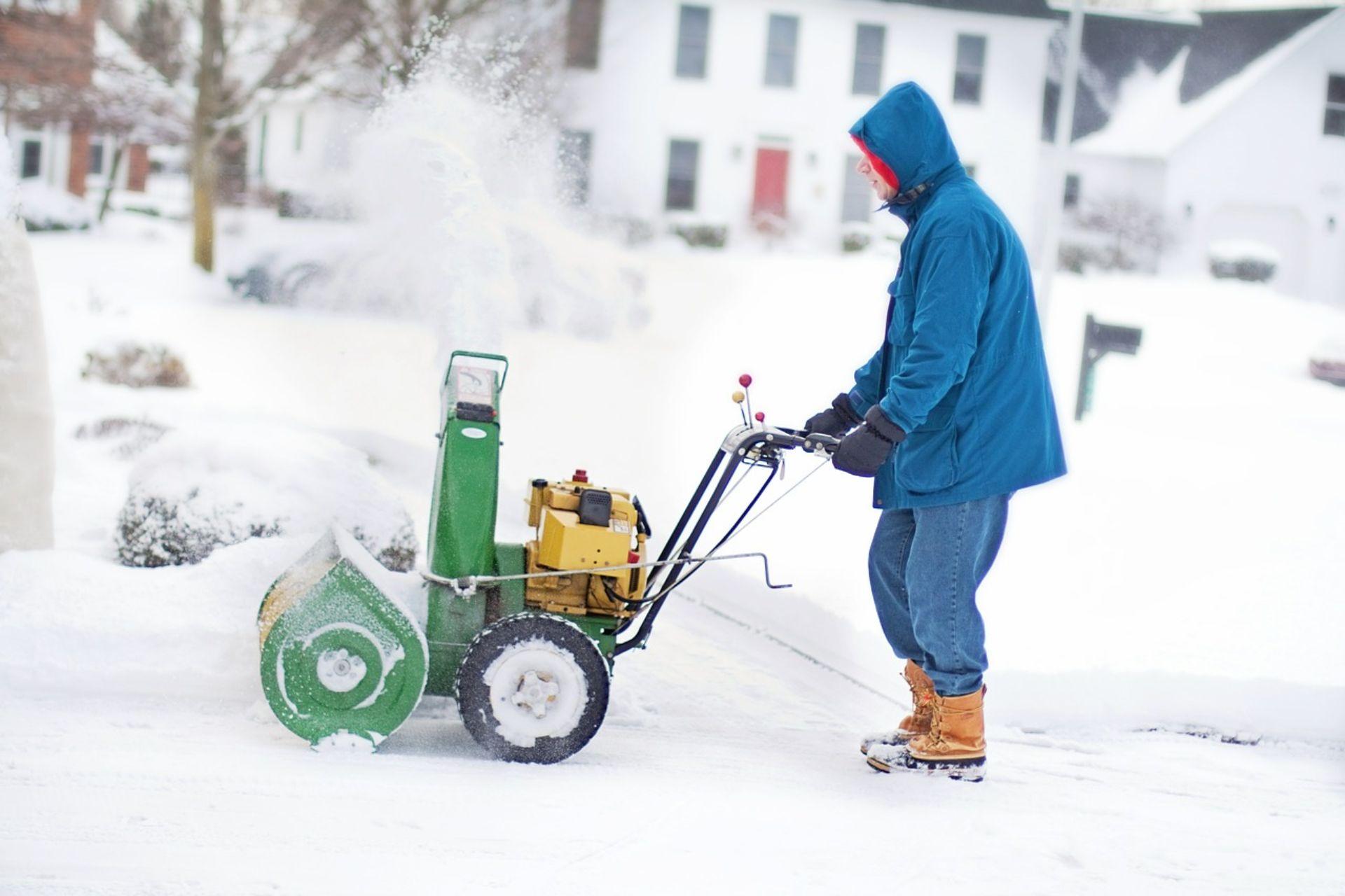 Snowblower Maintenance