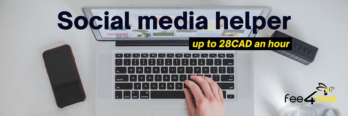 social media helper