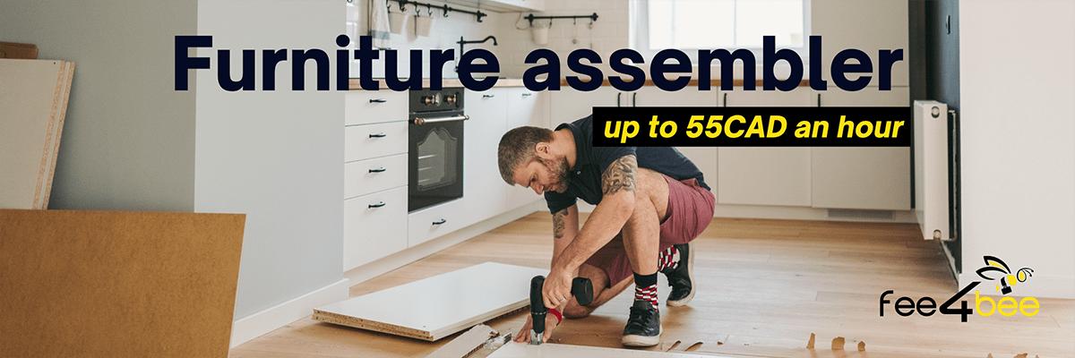 furniture assembler jobs